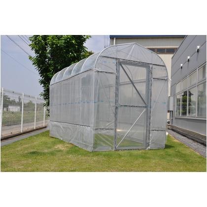 東都興業 ヒロガーデン2 シルバー 2坪 ミニハウス 温室ハウス 温室