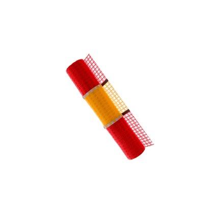 司化成工業 レフネット オレンジ/イエロー 幅:0.9m 長さ:50m RN0950-M