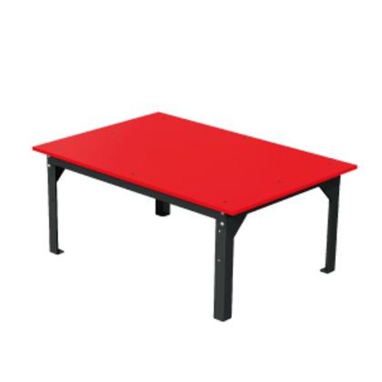 デンサン バンキャビネット(テーブル) SCT-TS03 1台