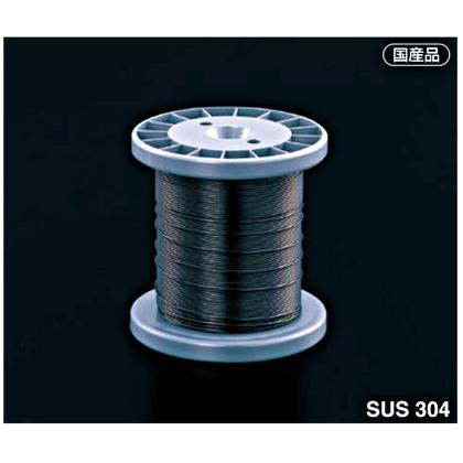 AIOULE 防鳥用ワイヤ 0.81(被覆径1.0mm)×100M BW-08-100 鳩 鳥 糞害
