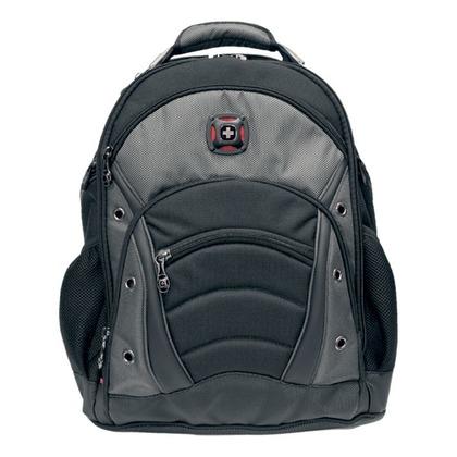 WENGER SYNERGY グレーブラック 360×480×310(mm) 600635 鞄