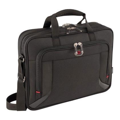 WENGER PROSPECTUS ブラック 420×330×150(mm) 600649 鞄