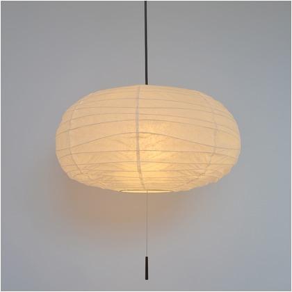 彩光デザイン 日本製和紙照明 2灯ペンダントライト cloud ミドルサイズ 電球別売 揉み紙 Φ500mm×H270mm SPN2-1115