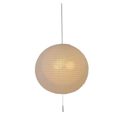 彩光デザイン 日本製和紙照明 和風照明3灯ペンダントライト 二重提灯 bud 電球別売 小梅白in小梅白 Φ550mm×H500mm SPN3-1102
