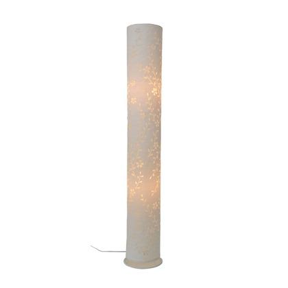 彩光デザイン 日本製和紙照明 美濃和紙照明 komorebiシリーズ しだれ桜 Φ170×H1000 SF-2052