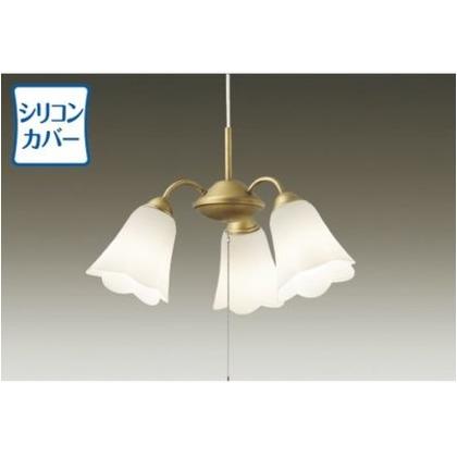 大光電機/DAIKO LEDシャンデリア(ランプ付) 直径550×高さ320mm DXL81269 住宅・照明