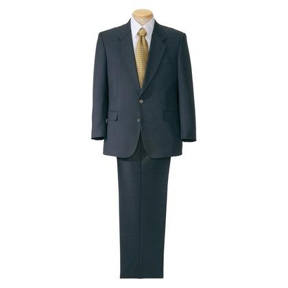 アイトス サージジャケット(サイドベンツ) 144(A体)チャコールグレー A6 116-144-A6