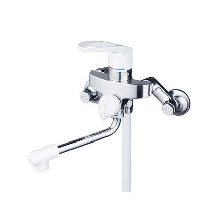 KVK シングルレバー式シャワー(寒冷地用) KF5000W 混合水栓