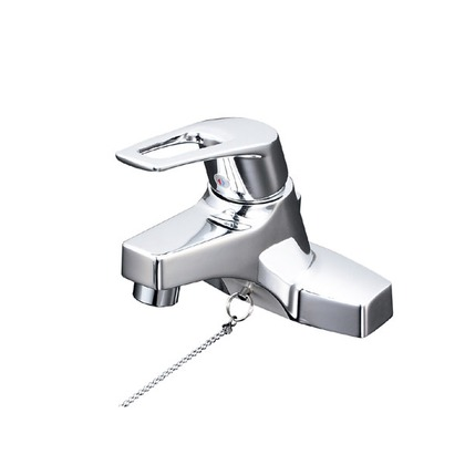 KVK 洗面用シングルレバー(湯側回転角度規制)(寒冷地用) KM7014ZTA 洗面