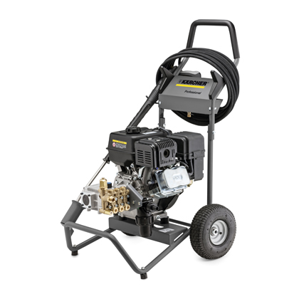 ケルヒャー 業務用エンジン式冷水高圧洗浄機HD6/15G  HD 6/15 G