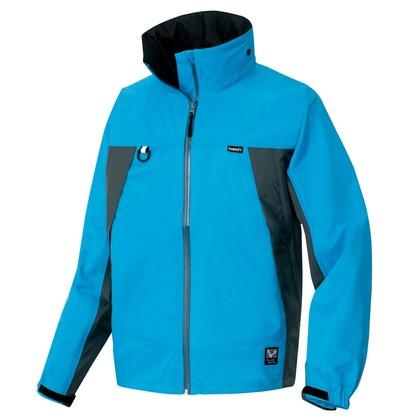 アイトス 全天候型ジャケット 006ブルー×チャコール 5L 56301-006-5L