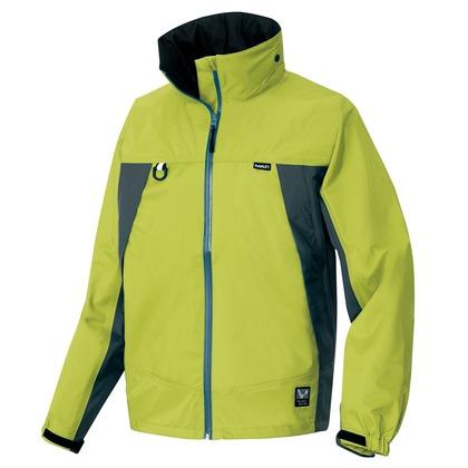 アイトス 全天候型ジャケット 035ミントグリーン×チャコール 5L 56301-035-5L