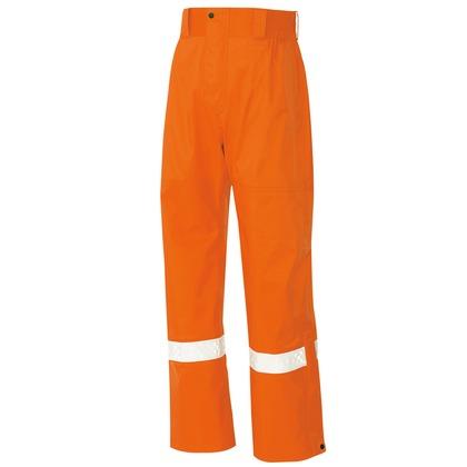 アイトス 全天候型リフレクターパンツ(男女兼用) 063オレンジ M 56304-063-M