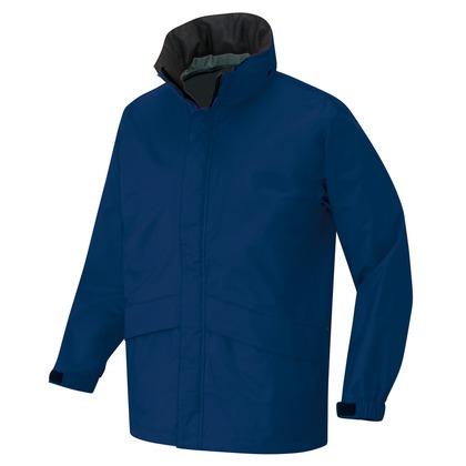 アイトス 全天候型ベーシックジャケット 008ネイビー 5L 56314-008-5L