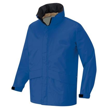 アイトス 全天候型ベーシックジャケット 016スチールブルー 5L 56314-016-5L