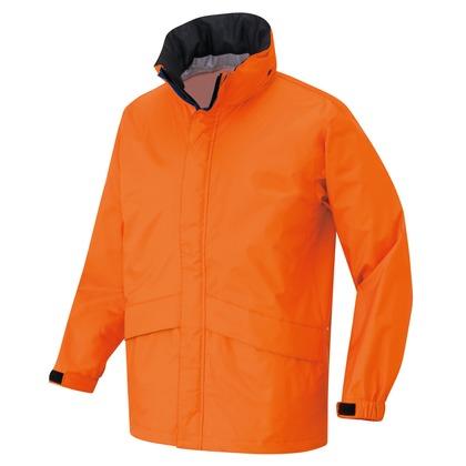 アイトス 全天候型ベーシックジャケット 063オレンジ 5L 56314-063-5L