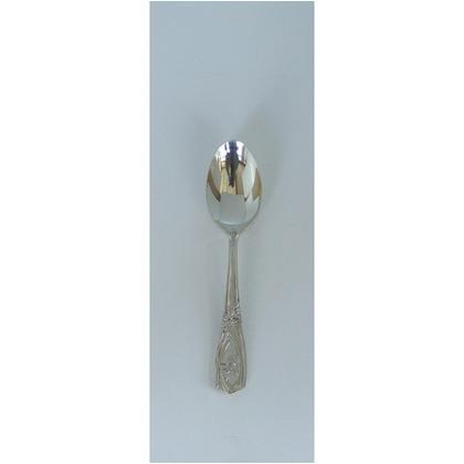 小林工業 パリ純銀 ティースプーン 127mm 0-86505-000 カトラリー