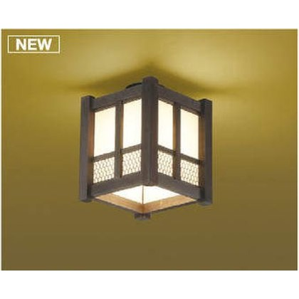 コイズミ照明 LED 和風シーリング 高-274 幅-□216mm AH47451L