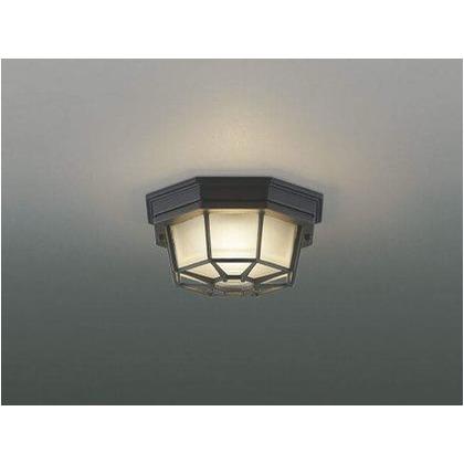 コイズミ照明 LED 防雨型シーリング 高-110 幅-215mm AU45051L