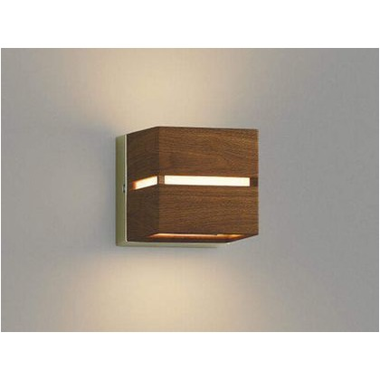 コイズミ照明 LED 防雨型ブラケット 幅-□135 出幅-168mm AU45205L