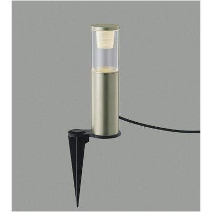 コイズミ照明 LED ガーデンライト 地上高-355 幅-φ90 埋込深-250mm AU45261L