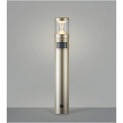 コイズミ照明 LED ガーデンライト 地上高-650 幅-φ100 埋込深-300mm AU45489L