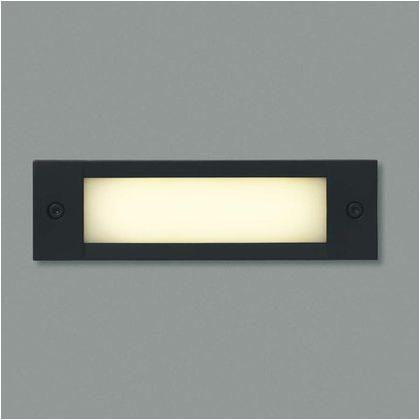 コイズミ照明 LED 防雨型フットライト 幅-165×48 出幅-7mm AU46983L