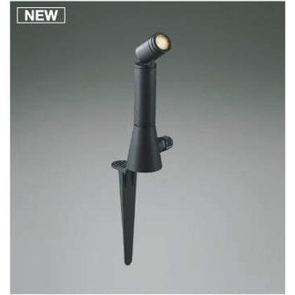 コイズミ照明 LED アウトドアスパイクスポットライト 本体長-51 地上高-226 埋込深-175 本体幅-φ35mm AU47321L