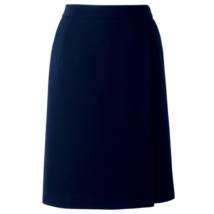 アイトス キュロットスカート 011ネイビー 17 HCC3500-011-17
