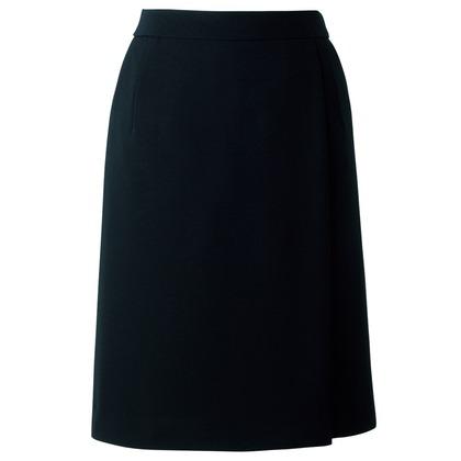 アイトス キュロットスカート 099ブラック 17 HCC3500-099-17