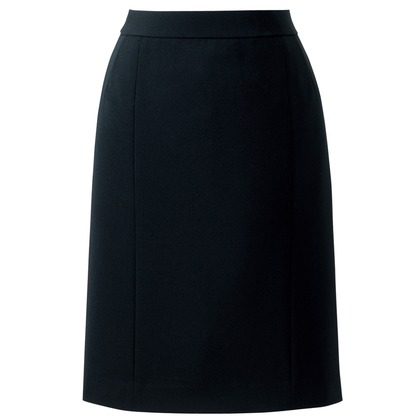 アイトス スカート 099ブラック 3 HCS3500-099-3
