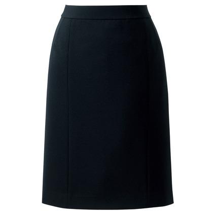 アイトス スカート 099ブラック 23 HCS3500-099-23