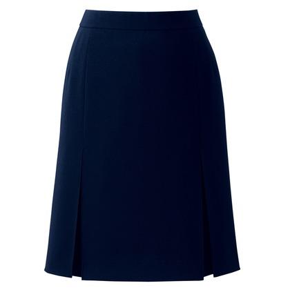 アイトス プリーツスカート 011ネイビー 5 HCS3501-011-5