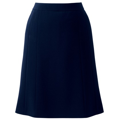 アイトス フレアースカート 011ネイビー 9 HCS3502-011-9