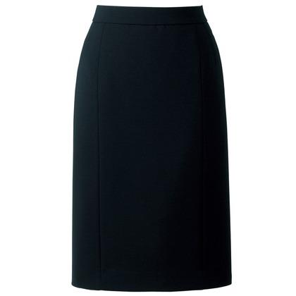 アイトス スカート 099ブラック 7 HCS3503-099-7
