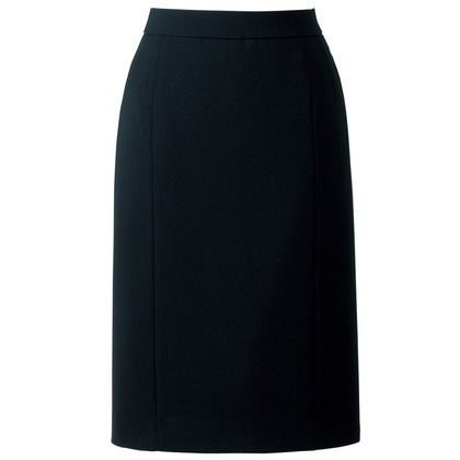 アイトス スカート 099ブラック 9 HCS3503-099-9