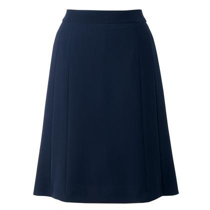 アイトス フレアースカート 011ネイビー 25 HCS4002-011-25
