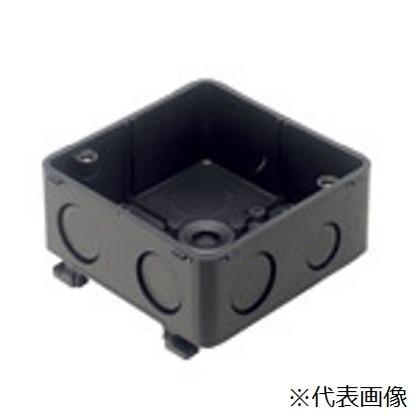 パナソニック 中型四角アウトレットボックス 中深型 DM4754DB 住宅 配管 電設資材