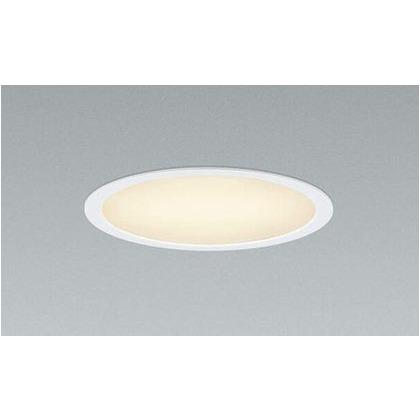 コイズミ照明 LED ベースライト 幅-□485 出幅-5 埋込穴径-φ450 埋込高-109mm XD43770L ベースライト