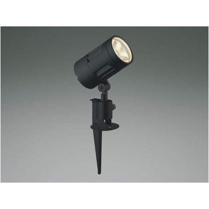 コイズミ照明 LED エクステリアスポットライト 本体長-180 地上高-266 埋込深-173 本体幅-φ112mm XU44263L エクステリアスポットライト