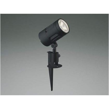コイズミ照明 LED エクステリアスポットライト 本体長-180 地上高-266 埋込深-173 本体幅-φ112mm XU44266L エクステリアスポットライト