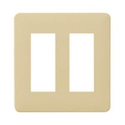 パナソニック フルカラーモダンプレート6個用(標準プレート)利休色 WN6006G50 住宅・配線・電設資材 50個