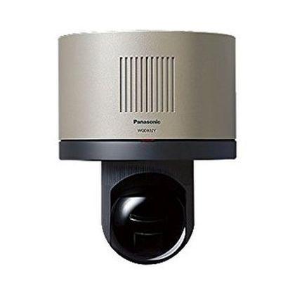パナソニック センサー付カメラ子器(プラチナメタリック) WQD832Y 住宅・配線・電設資材