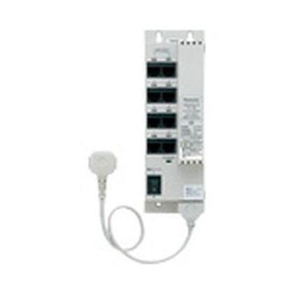 パナソニック マルチメディアポート用スイッチングHUB WTJ84019802 住宅・配線・電設資材