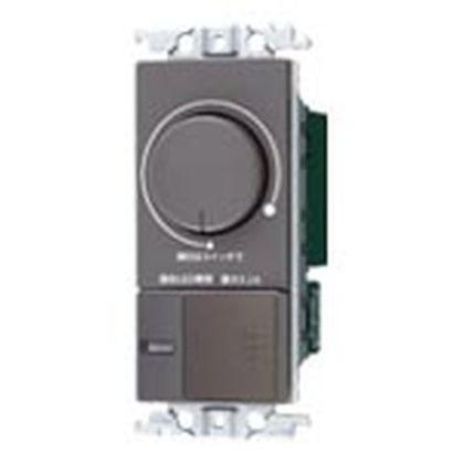 パナソニック グレーシアシリーズLED埋込逆位相調光スイッチC(ダークブラウン) WTT57583A2 住宅・配線・電設資材
