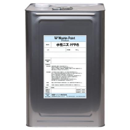 和信ペイント 水性ニス けやき 16L 911806