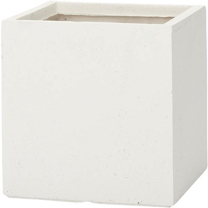ユニソン ベータ キューブプランター L ホワイト 652421210