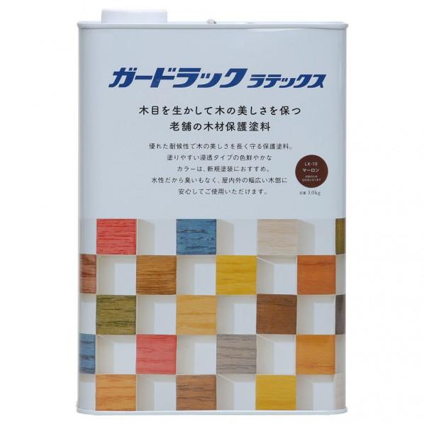 和信ペイント ガードラックラテックス マーロン 3.0kg 800467
