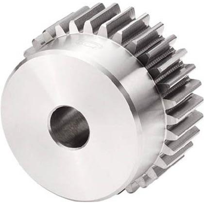 KG 精密歯研ラックモジュール2.5圧力角20度(並歯) RKG2.5S10-2525H