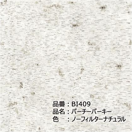 テンペーパー 貼ってはがせる壁紙シール テンペーパー TEMPAPER バーチーバーキー ノーフィルターナチュラル 長さ10m 幅52cm BI409